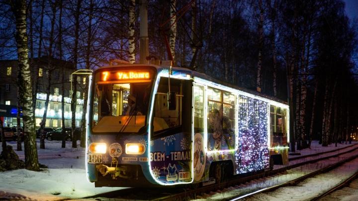 Как будет работать общественный транспорт в новогоднюю ночь в Ярославле: ответ мэрии