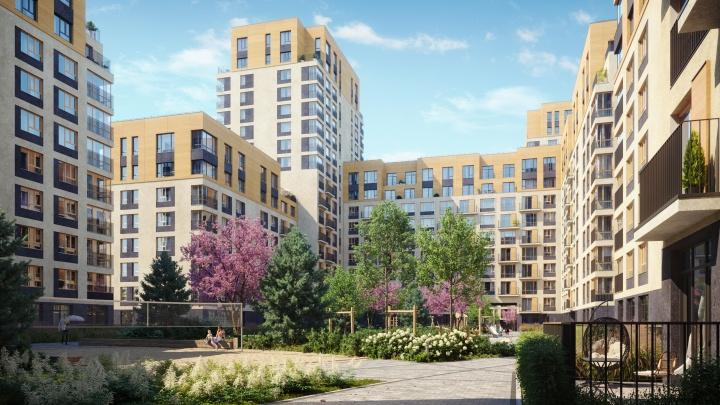 На дамбе построят зелёный квартал с уникальными квартирами