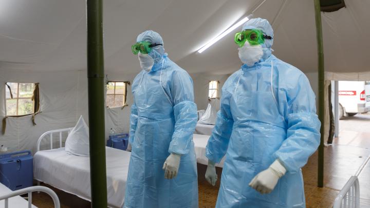 В Волгограде 35-й жертвой коронавируса стала пенсионерка из Котельниково