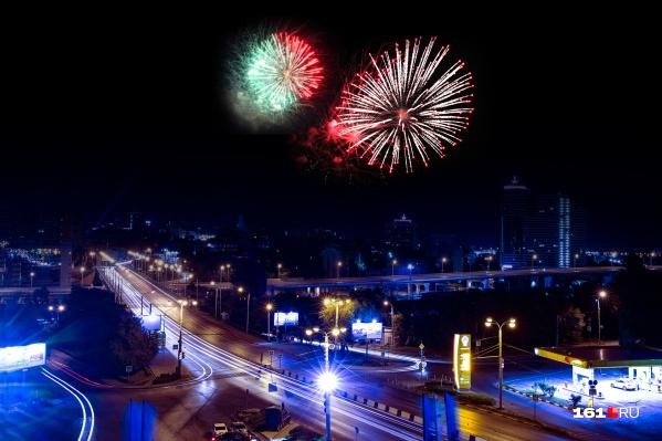 Этот Новый год пройдет без фейерверков