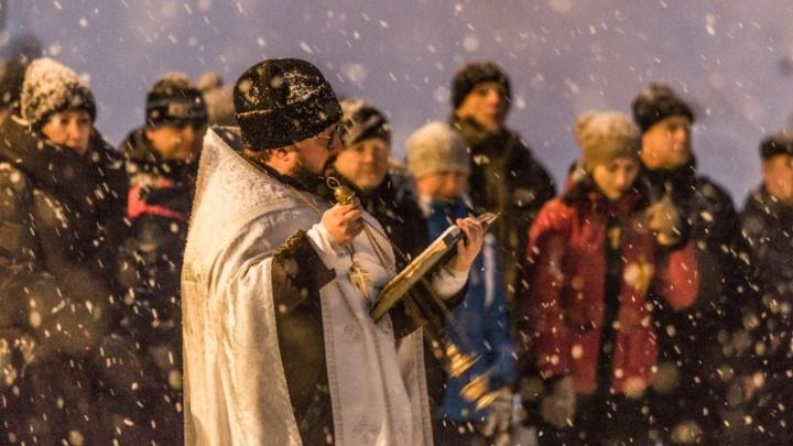 В Новосибирске запретили массовое празднование Крещения