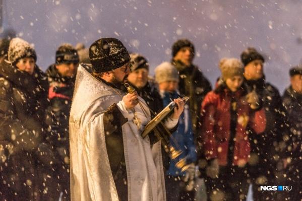 Проведение религиозного праздника «Крещение Господне» попадает под определение массового мероприятия