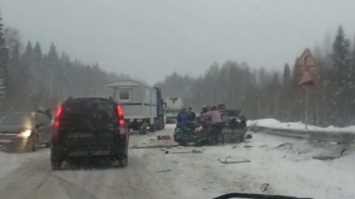На Свердловской трассе погиб 16-летний подросток из Башкирии, он ехал в Екатеринбург на учебу
