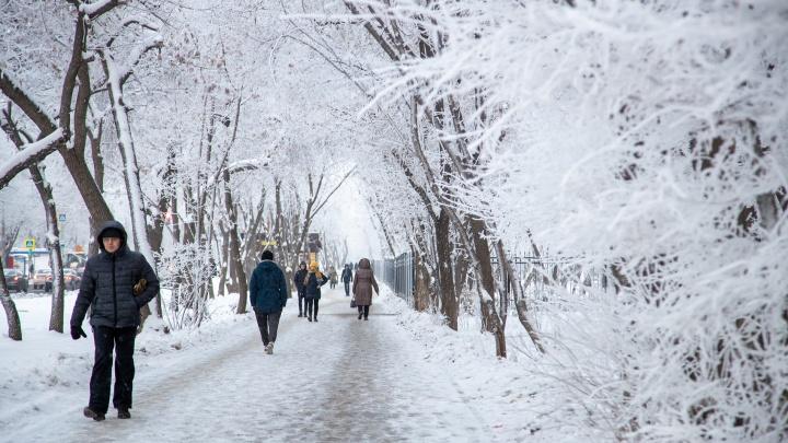 Морозы крепчают! В Самарской области объявили штормовое предупреждение