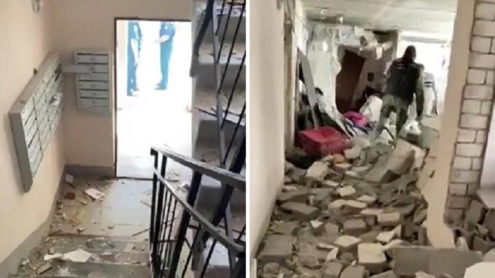 Полный хаос: следователи опубликовали видео из квартиры, где произошел взрыв в Самаре