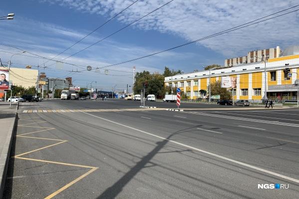 Так сейчас выглядит улица Владимировская