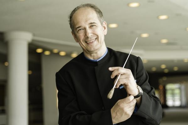 Дмитрий Лисс возглавилУральский филармонический оркестр 25 лет назад