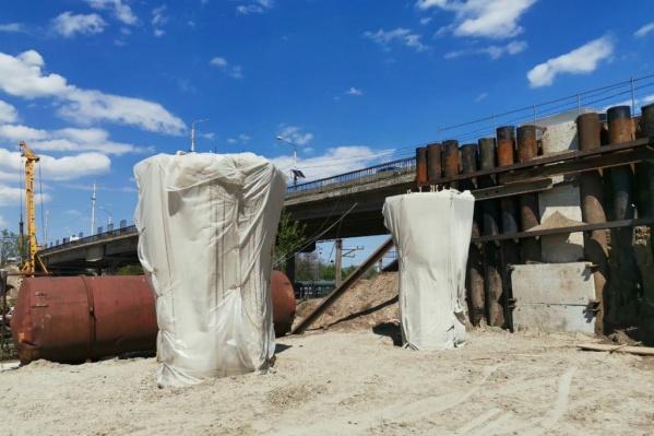Сейчас антимонопольщики проверяют, соблюдались ли все условия при проведении аукциона на реконструкцию моста