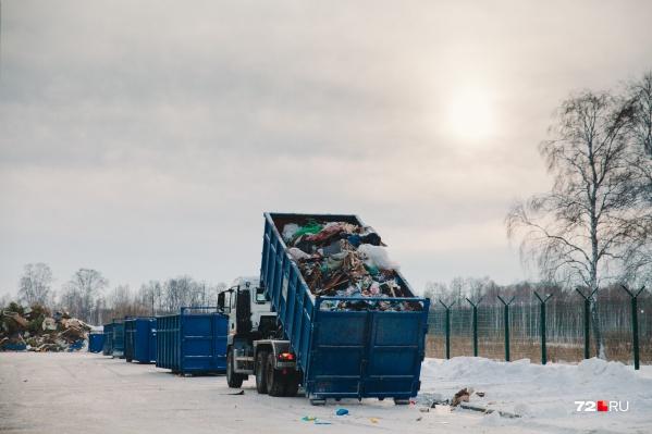 Из дачного сообщества мусор вывозили, но без участия регоператора