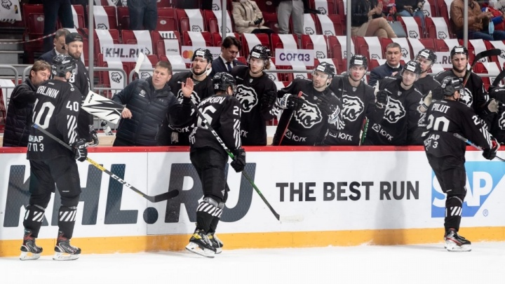Текслер объяснил, зачем в регионе создали фонд для финансирования хоккейного клуба «Трактор»