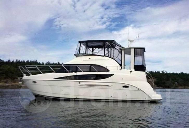 Эта изящная яхта — тоже не новичок в объявлениях о продаже