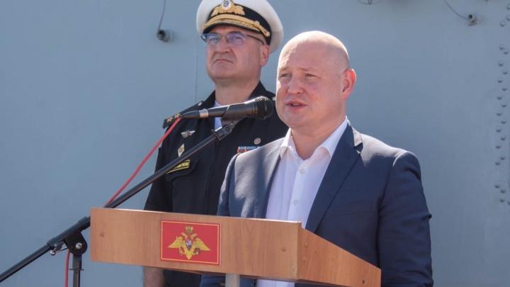 Чиновник из Красноярска побеждает на выборах главы Севастополя