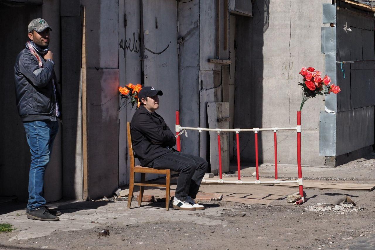 Апраксин двор возвращается к торговле. 2 июня. Михаил Огнев, «Фонтанка.ру»