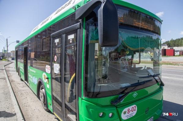 Для Челябинска купят 34 автобуса