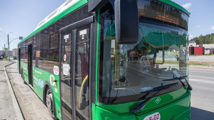 На новые автобусы для Челябинска потратят деньги из резервного фонда