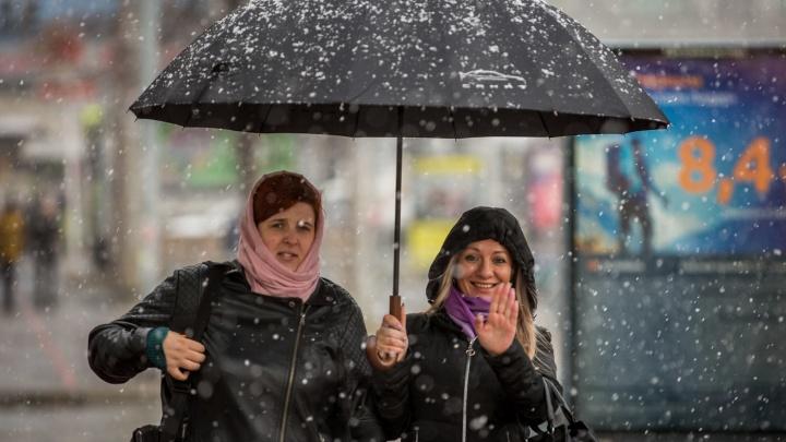 Новосибирцев предупредили о похолодании и гололедице — прогноз на ближайшие дни