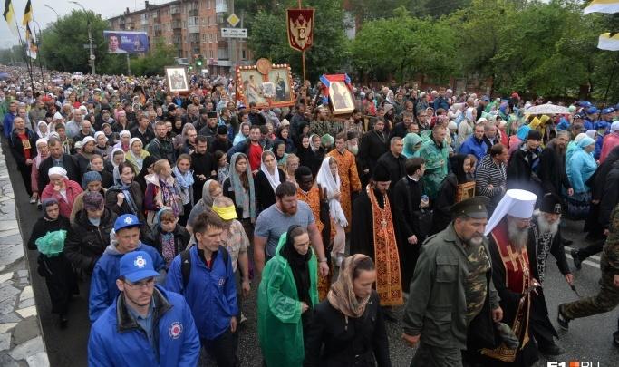Собираются тысячи паломников: в Екатеринбурге готовятся к «Царским дням», несмотря на коронавирус