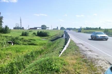 Под Новосибирском водитель «Тойоты» уснул за рулём и съехал в реку