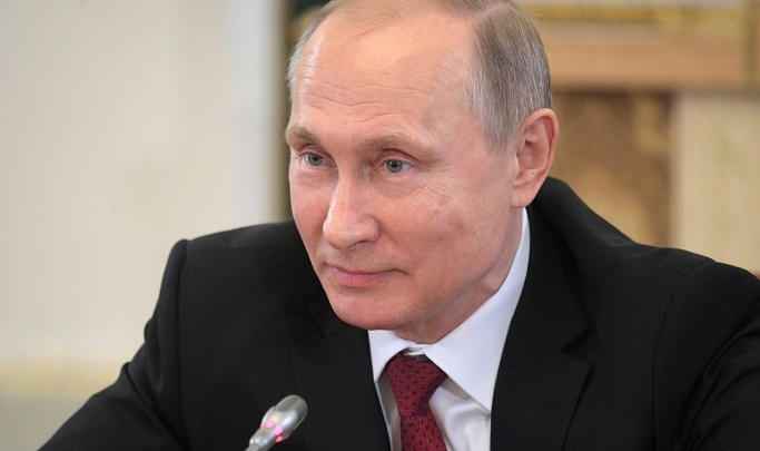 Путин наградил медалью машиниста из Новосибирска