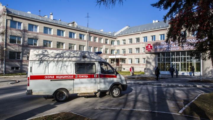 Минздрав рассказал, в какой больнице больше всего заразившихся коронавирусом сотрудников
