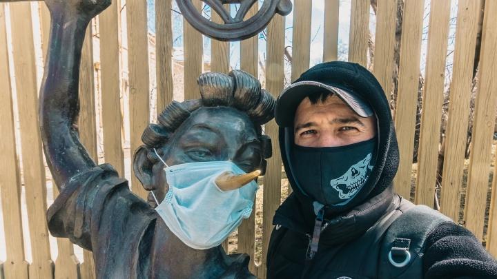 Маски без шоу: как самарцы подготовились к эпидемии коронавируса
