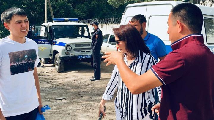 Последний арестованный защитник Куштау вышел на свободу