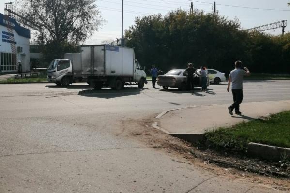 В декабре собственник авто был задержан в состоянии опьянения был лишен права управления транспортом