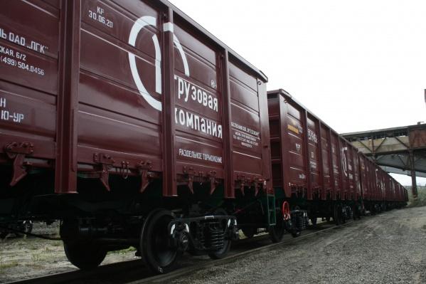 В вагонах ПГК отправили 22 тысячи тонн грузов