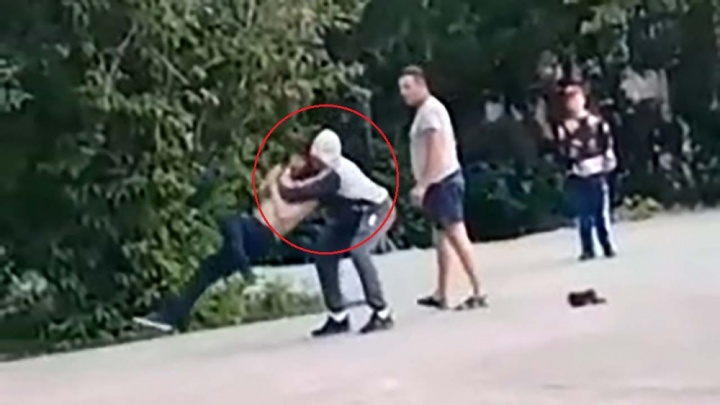 Жена «борца», убившего пьяного мужчину в Асбесте: «Он не был спортсменом»