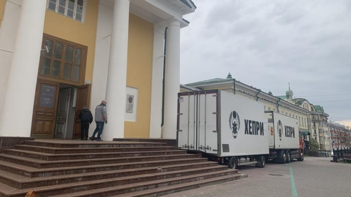 В Пермской галерее откроется выставка из собраний Третьяковки, ГМИИ имени Пушкина и музея Бахрушина