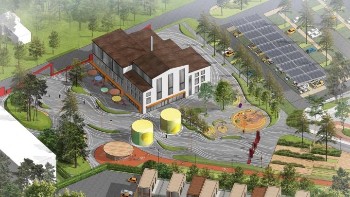 Архитекторы обсудили с екатеринбуржцами мастер-план обновления Шарташскоголесопарка