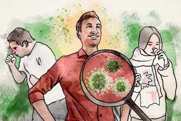 Большинство врачей не рекомендуют что-то принимать при бессимптомном течении коронавирусной инфекции. Главное — изолироваться, чтобы не заразить других людей