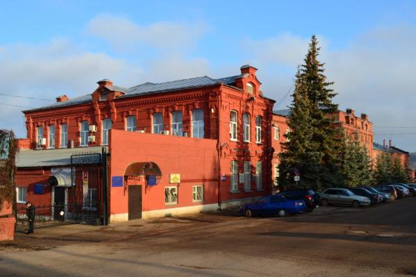 Один из филиалов завода находится в городе Белебей