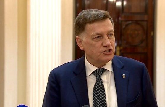 Председатель Законодательного собрания Петербурга Вячеслав Макаров