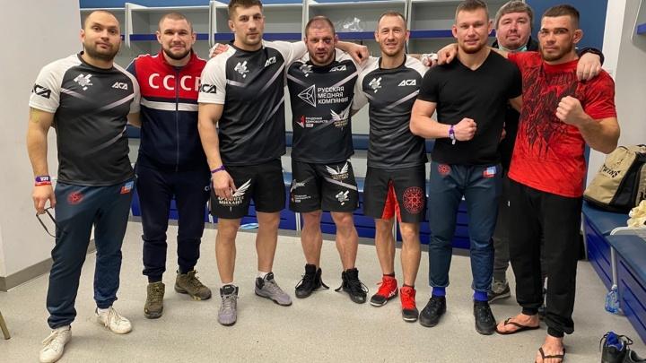«Спасибо за вызов»: Иван Штырков уступил Магомеду Исмаилову в главном бою года