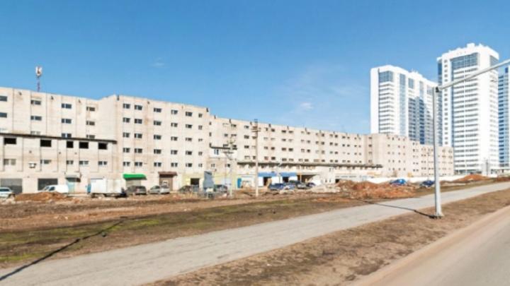 Суд вынес решение по иску о сносе гаражного кооператива на Ташкентской