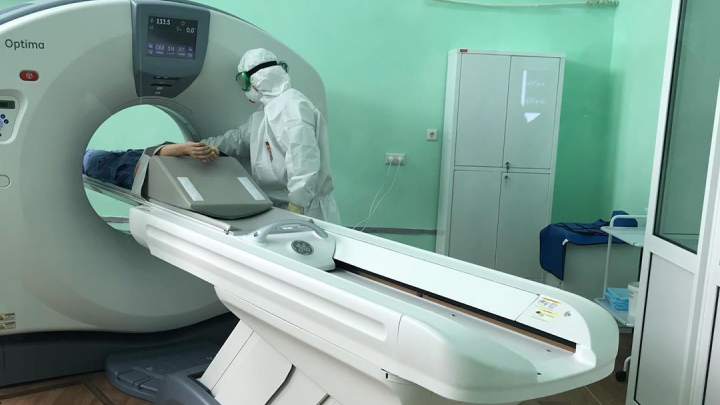 В Челябинске во время КТ легких умер пациент
