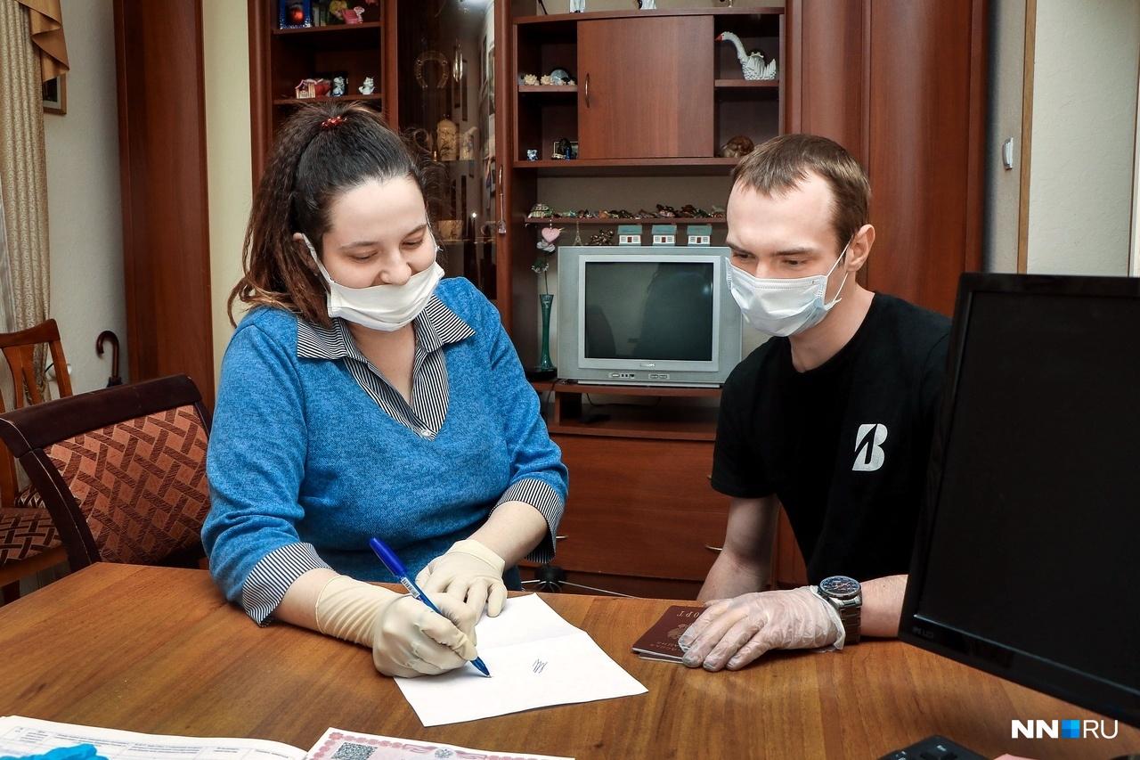 Илья и Инна Шулаевы долго думать не стали: им предложили расписаться в тот же день — они и расписались