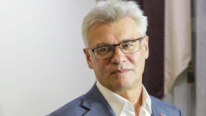 Зампредседателя Пермской гордумы Алексей Грибанов заразился COVID-19