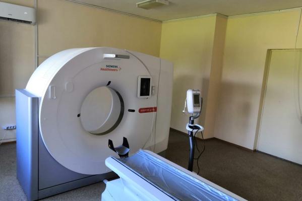 Компьютерный томограф может не выявить проявлений коронавируса