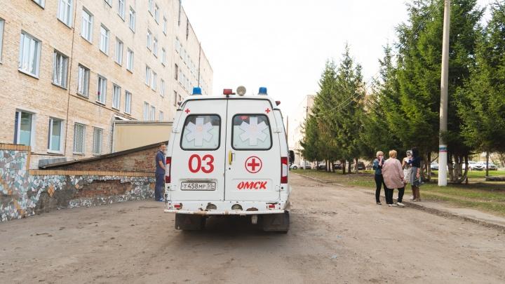 В Омской области коронавирус унёс жизни уже трёх человек