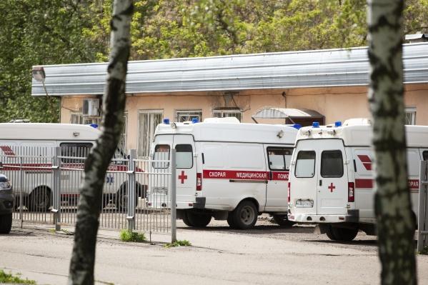 На 23 мая в области нет пациентов в крайне тяжёлом состоянии из-за коронавируса