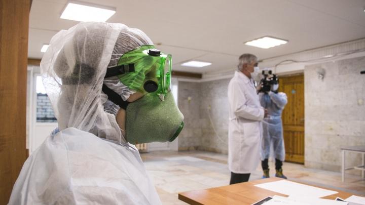 В Минздраве региона ответили, как должны разделять потоки пациентов с COVID-19 и другими инфекциями