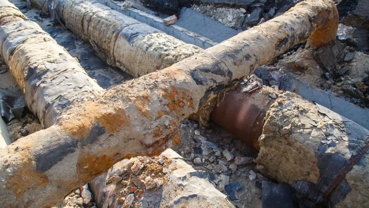 «Взрослые уже переболели»: в Волгограде без горячей воды остался целый микрорайон