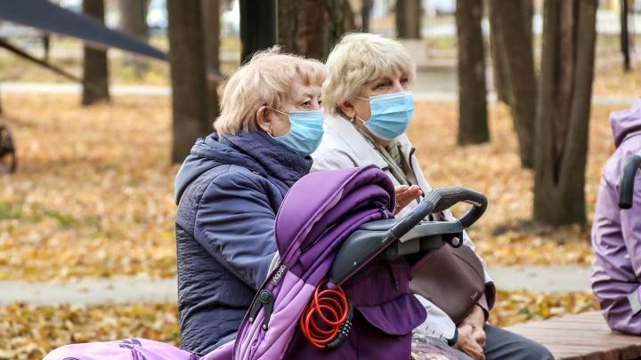 Заболевших всё больше: в Нижегородской области у 417человек за сутки выявили коронавирус