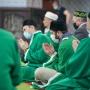 Фоторепортаж UFA1.RU с празднования Ураза-байрам. Смотрите, как это было в условиях коронавируса в Уфе