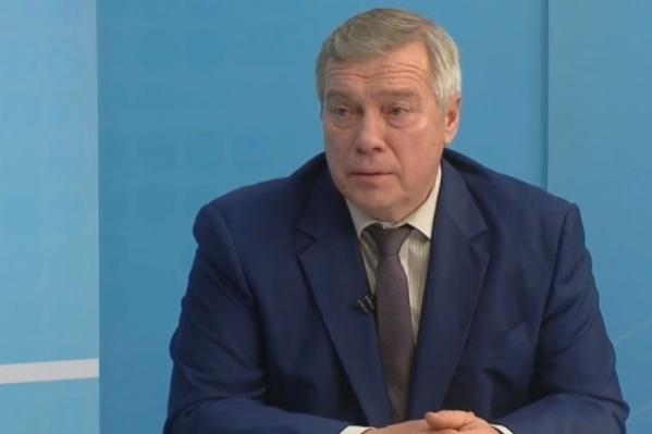 Губернатор заявил, что скоро в Ростовскую область прибудет партия вакцины из 2500 доз