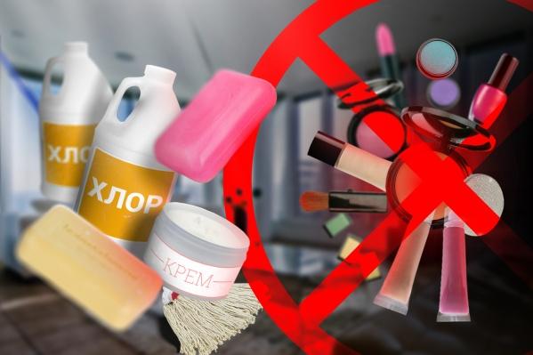 Все представители парфюмерных и косметических магазинов заявили об общем снижении числа покупателей