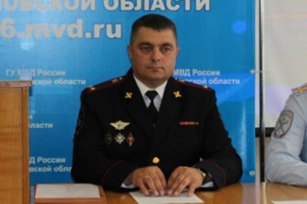 В начале октября Чернов был задержан
