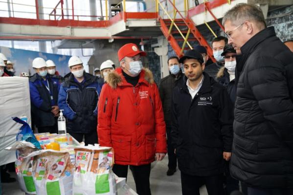 Радий Хабиров уверен, что жители республики поддержат местного производителя высоким спросом на продукцию